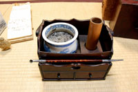 煙草盆(たばこぼん)