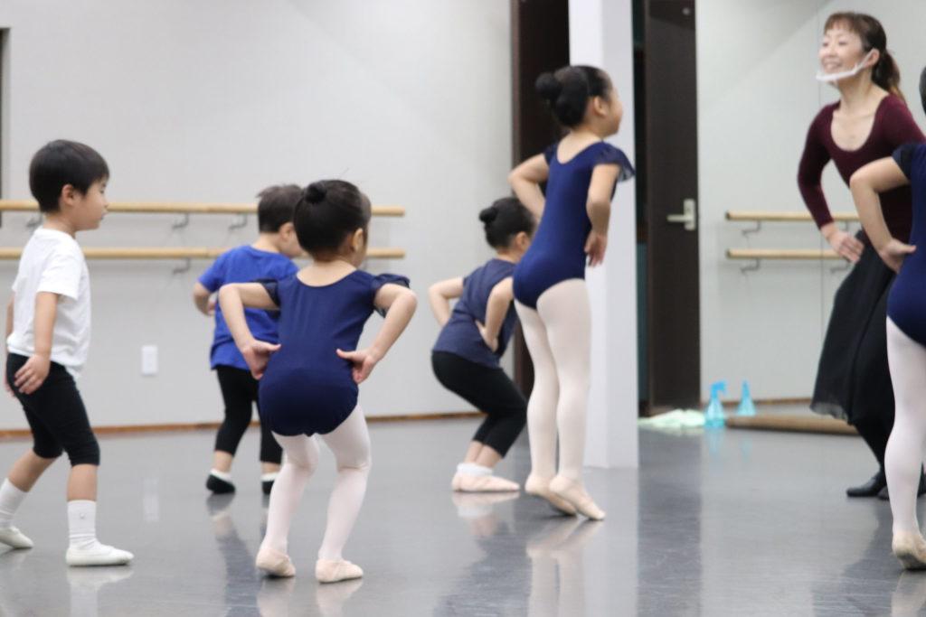 ballet class deco